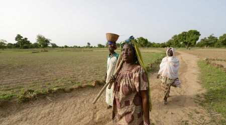 Burkina Faso - Christen und Muslime gemeinsam