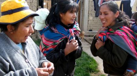 Ecuador / Peru - Würdevoll leben und Wohnen in Armenvierteln