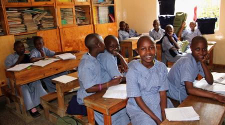 Kenia - Mädchen auf der Straße: Neue Perspektiven für die Ärmsten