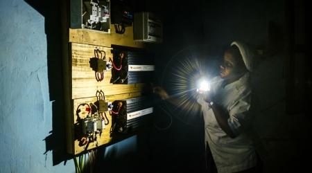 Kongo – Sonnenenergie für Gesundheitsstationen