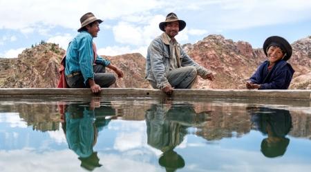 Bolivien / Peru - Ökologische Landwirtschaft in den Anden