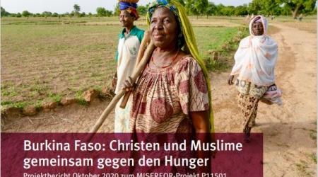 Bericht 2020  Burkina Faso (P11501)