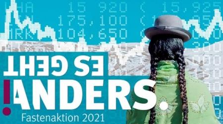 MISEREOR Fastenaktion 2021 - Online-Seminar 19. Januar